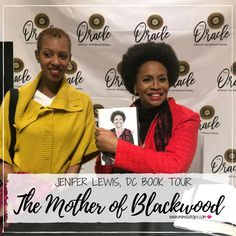Lifestyle Media Correspondent MimiCuteLips recaps the DC Jenifer Lewis The Black Mother of Hollywood book tour. #TheBlackMotherofHollywood #InTheseStreets