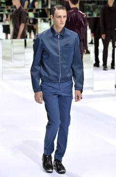 Dior Homme Summer 2014 – Look 37. Discover more on www.dior.com