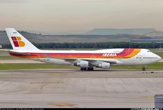 Boeing 747-412 aircraft picture