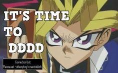 It's Time to DDDD DC