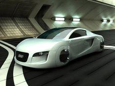 i-Robot Audi concept