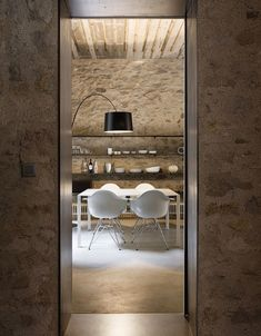 Alemanys 5 by Anna Noguera - Mixing Modern and Medieval for This Dream Duplex | Trendland: Fashion Blog & Trend Magazine