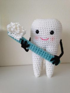 Sweet Tooth - Crochet creation by Betsi Brunson