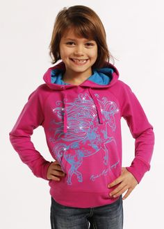 RRCG Ombre Paisley Horse Graphic Hoodie | Catalog Products | Stockyard Style…