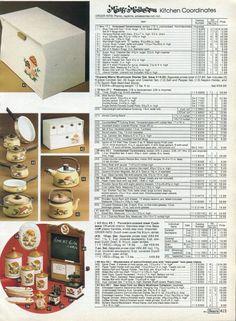 1982p2 Vintage Kitchen, Retro Vintage, Christmas Catalogs, Stuffed Mushrooms, Merry, Furniture, Stuff Mushrooms, Home Furnishings, Retro Kitchens