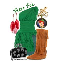 """""""Peter Pan"""" by princesschandler on Polyvore"""