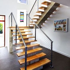 Hard Maple Stair Treads And Risers