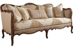 Upholstered Accents Dubois Sofa by Drexel Heritage®