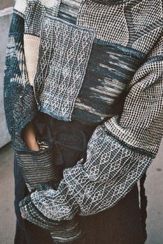 Patchwork Jumper- by Emily Grieves Photography- Hugo Volrath