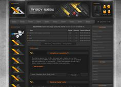 Php Fusion V7 Gaming Theme Hot