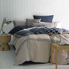 Buy Bed Linen Online - Vivian by Linen House at adairs.com.au