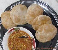 Loving Bangladeshi Kitchen(রান্নাঘর): Luchi(লুচি)