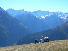 Parawaiting. Mayrhofen, Austria