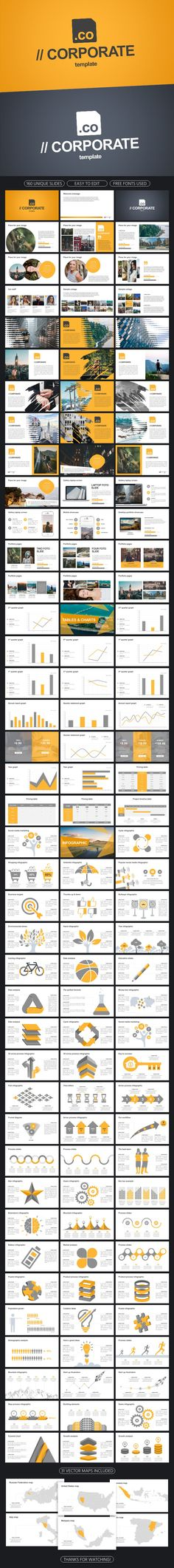 Corporate Keynote Template — Keynote KEY #animated #analysis • Available here → https://graphicriver.net/item/corporate-keynote-template/19942560?ref=pxcr