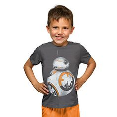 For older kids, point out that BB-8 is not CGI. Talk to them about different ways they think the engineers could have achieved his unique movement.