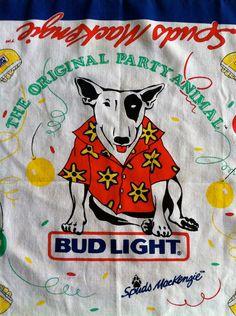 Bud light spuds mckenzie commercials my memories tv pinterest budweiser spuds vintage spuds mackenzie bud light 80s bandana mozeypictures Choice Image