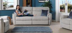 La-Z-Boy Detroit 3 Seater Static Sofa