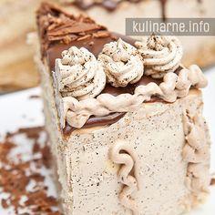 Tort urodzinowy   Przepisy kulinarne ze zdjęciami