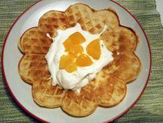 Belgialainen vohveli Waffles, Breakfast, Food, Morning Coffee, Essen, Waffle, Meals, Yemek, Eten