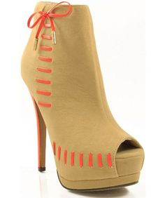 Room of Fashion - Bow Decor Ankle Booties