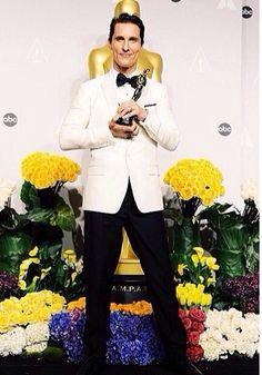 Matthew McConaughey - Best actor #oscar2014