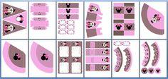 Postreadicción galletas decoradas, cupcakes y cakepops: Imprimibles gratuitos - free printables
