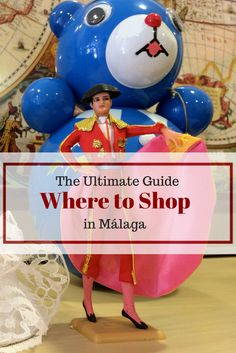 If you fancy a bit of shopping while on holiday here in the Costa del Sol, you're in luck! There are loads of places to shop in Malaga for all budgets and tastes. Now the only question is where to start?  Here's our guide for where to shop in Malaga to help you!