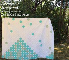 Snowpile Quilt « Moda Bake Shop