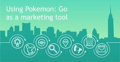 #PokémonGo seems to be taking the world by storm. The latest game craze from #Nintendo recently landed in the UK and has seen adults and children scurrying around looking for Pokémon. Could this be a #dream #opportunity for a #marketing #manager of a store or museum type business?