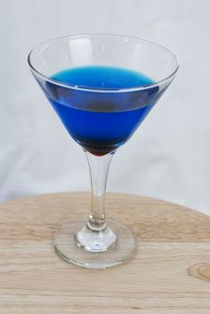 A Year of Cocktails: Blue Duck Cocktail