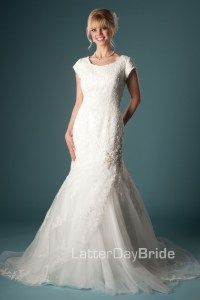 Basilio - Wedding Dress. The back of this one is beautiful