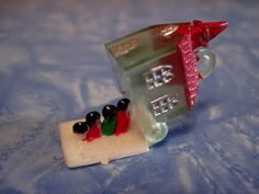 Tracy's Toys (and Some Other Stuff): Vintage Gumball Machine Charms & Toys