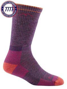 3 Pairs of Super Soft Natural Bamboo Socks UK 7-11 EU 40-45 Purple Squares