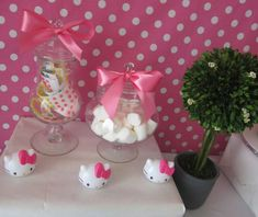 Hello Kitty Birthday Party Ideas   Photo 5 of 32   Catch My Party