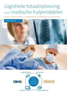 Logistieke totaaloplossing voor medische hulpmiddelen.  Medische hulpmiddelen zijn van groot belang in de behandeling van patiënten in zorginstellingen. Zonder de aanwezigheid van de juiste medische hulpmiddelen kan een behandeling of onderzoek niet plaatsvinden. Een zorginstelling is verantwoordelijk voor de kwaliteit van de geboden zorg en het beleid van de medische hulpmiddelen.  GHX met haar SMR oplossing en MedNext met haar voorraadbeheersoplossing ImTrace hebben de handen ineengeslagen…