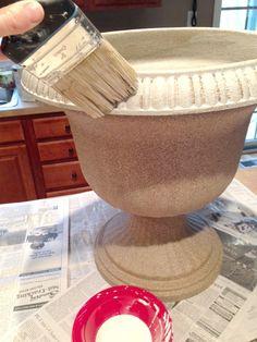 Hometalk :: Thrifty DIY Planter Knockoff