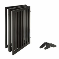 Total Win Freestanding 36 Tall Dog Gate w/ Support Feet Espresso Up to 80 Wide Assemblyfree Sturdy Wooden Structure Foldable Design >>> You could learn more details at the link of the image. (This is an affiliate link). Tall Dog Gates, Wooden Dog Gates, Outdoor Pet Gate, Indoor Dog Gates, Pet Gate With Door, Dog Barrier, Baby Gates, Dog Fence, Pet Safe
