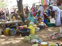AFAR.com Highlight: Market Day in Mpal by cheryl peress #Senegal