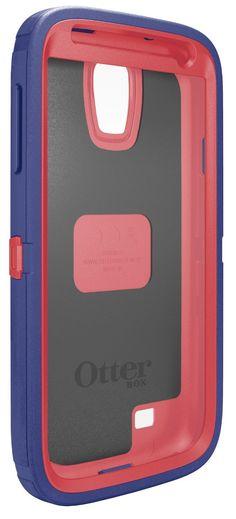 Otterbox Samsung Galaxy S4 Defender Case - Berry