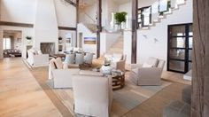 Neutral Earth Tones of the Possum Kingdom Lake House in Texas       It isn't your first time to hear about a house near the lake or any bodies of water. There are many homes located in these areas because of how it can add a beautiful aura to the home. But what we are going to show you today i...