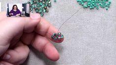 Beadweaving Basics: Cubic Right-Angle Weave by Jill Wiseman #Seed #Bead #Tutorials