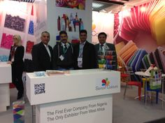 Sarsoli Colours participated in trade fair called K fair in Dusseldorf Germany.