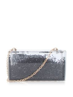 Pink Haley Women's Eye Candy Clutch, Black at MYHABIT
