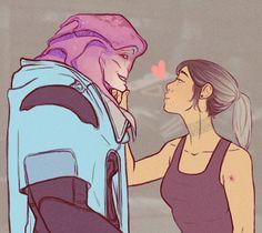 jaal ama darav | Tumblr Mass Effect Andromeda Jaal, Jaal Mass Effect, Mass Effect Ships, Mass Effect Art, Mass Effect Romance, Mass Effect Universe, Tomb Raider Cosplay, Comic Games, Video Game Art