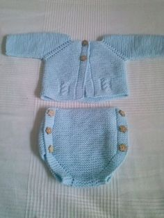Trendy Ideas For Crochet Baby Dress Boy Baby Knitting Patterns, Baby Boy Knitting, Knitting For Kids, Baby Patterns, Baby Boy Cardigan, Toddler Sweater, Baby Pullover, Diy Crafts Knitting, Boys Sweaters