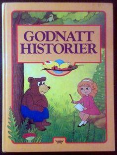 Godnatthistorier - brukt bok