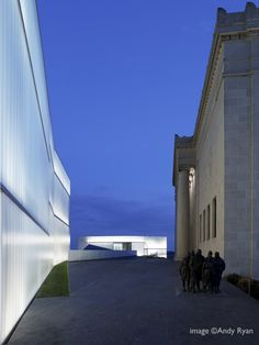 The Nelson-Atkins Museum of Art / Steven Holl Architects 617118366_2006831nama--0027 – ArchDaily