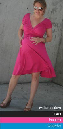cute maternity dress