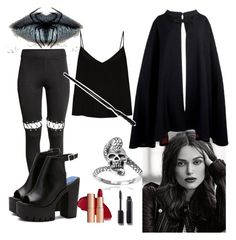 """Death Eater"" by katieze on Polyvore featuring moda, Journee Collection, Raey, Pierre Cardin ve Chanel"