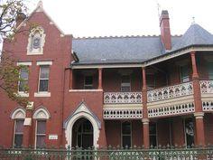 St Patrick's Presbytery - Lyons Street, Ballarat  by raaen99, via Flickr